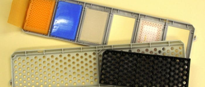 Medical plates and micro plates
